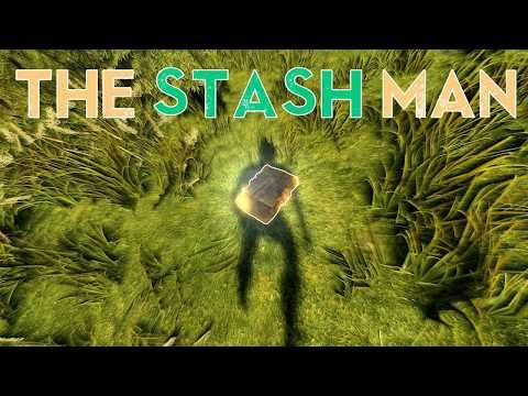 The RISE of the STASHMAN - Rust