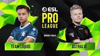 CS:GO - Team Liquid vs. Astralis [Nuke] Map 2 - Group B - ESL Pro League Season 10 Finals