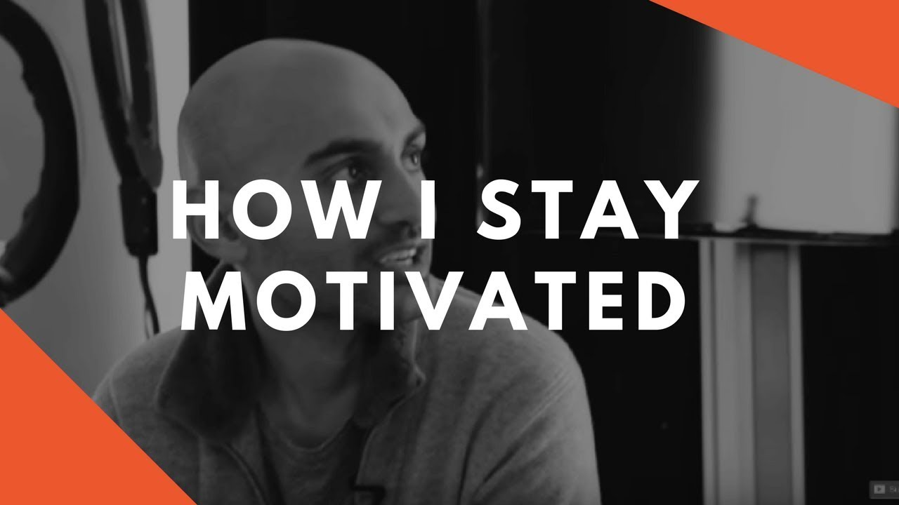 BUSINESS MOTIVATION: How to Stay Focused & Grow Your Business | Behind The Scenes With Neil Pate