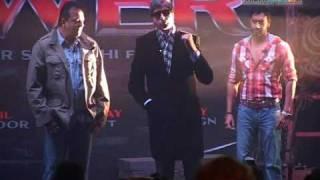 "Amitabh Bachchan, Anil Kapoor, Sanjay Dutt & Ajay Devgn At The Mahurat Of ""Power"""