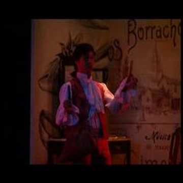 El barítono Harold Torres canta El Barbero de Sevilla