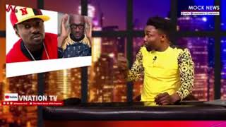 The Mock News About 2baba and Blackface