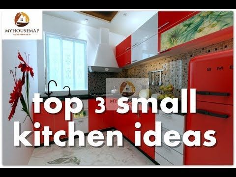 top 3 small indian kitchen interior design ideas | best interior ...