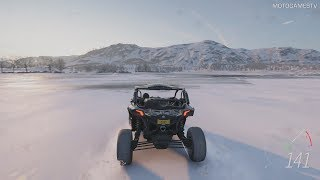 Forza Horizon 4 - 2018 Can-Am Maverick X RS Turbo R Gameplay