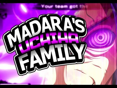 The Uchiha Family Vs SHARKEISHA!!! Naruto To Boruto: Shinobi Striker