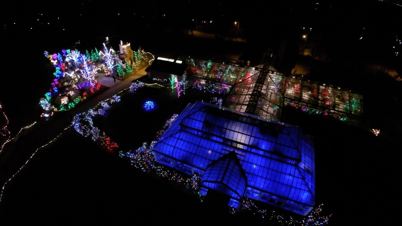 Stan hywet hall and gardens deck the hall 2014 christmas lights stan hywet hall and gardens deck the hall 2014 christmas lights drone aerial video youtube mozeypictures Gallery