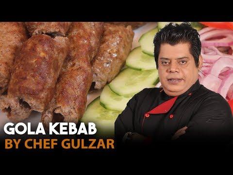 Gola Kebab Chef Gulzar