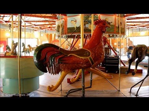 Herschel-Spillman Carousel, Story City, Iowa