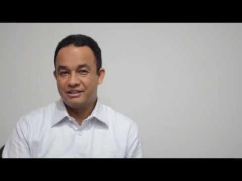 Anies Baswedan: Konsisten Mendukung Orang Baik Masuk ke Politik