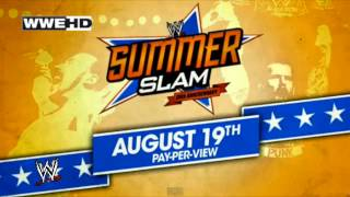 "WWE Summerslam 2012 Theme Song | ""Don"