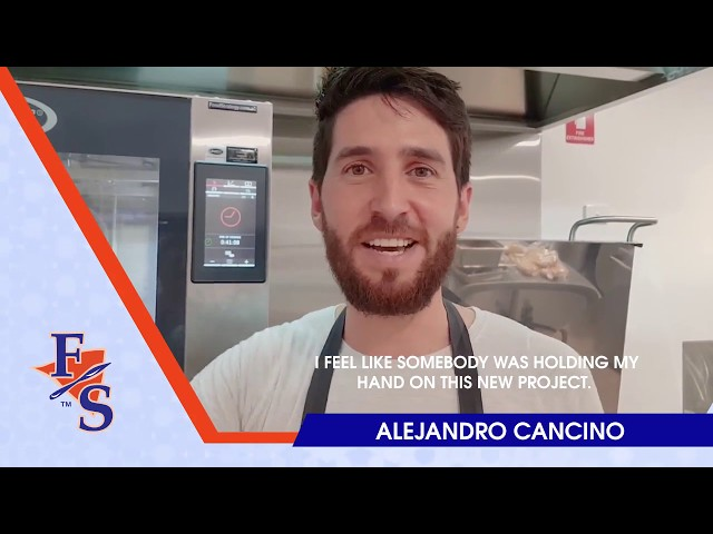 FOOD STRATEGY | Alejandro Cancino - Fenn Foods | Commercial Kitchen Design