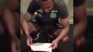 Brazilian fans grieve loss of club team