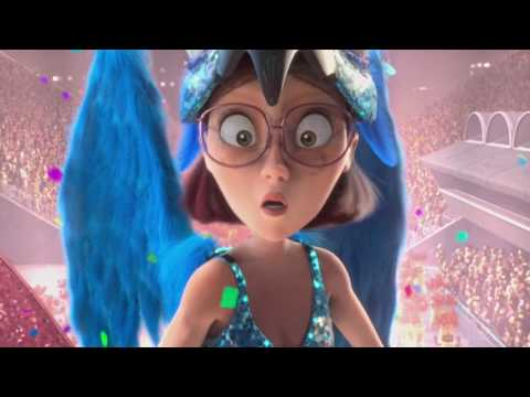 Rio The Movie - Carnival scenes
