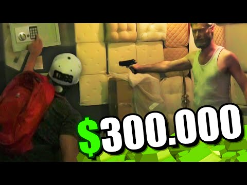COMO ROBAR 300.000 DOLARES PARA GEMAS