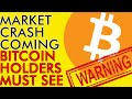 WARNING!!! STOCK MARKET CRASH SIGNAL FLASHED! BITCOIN ...