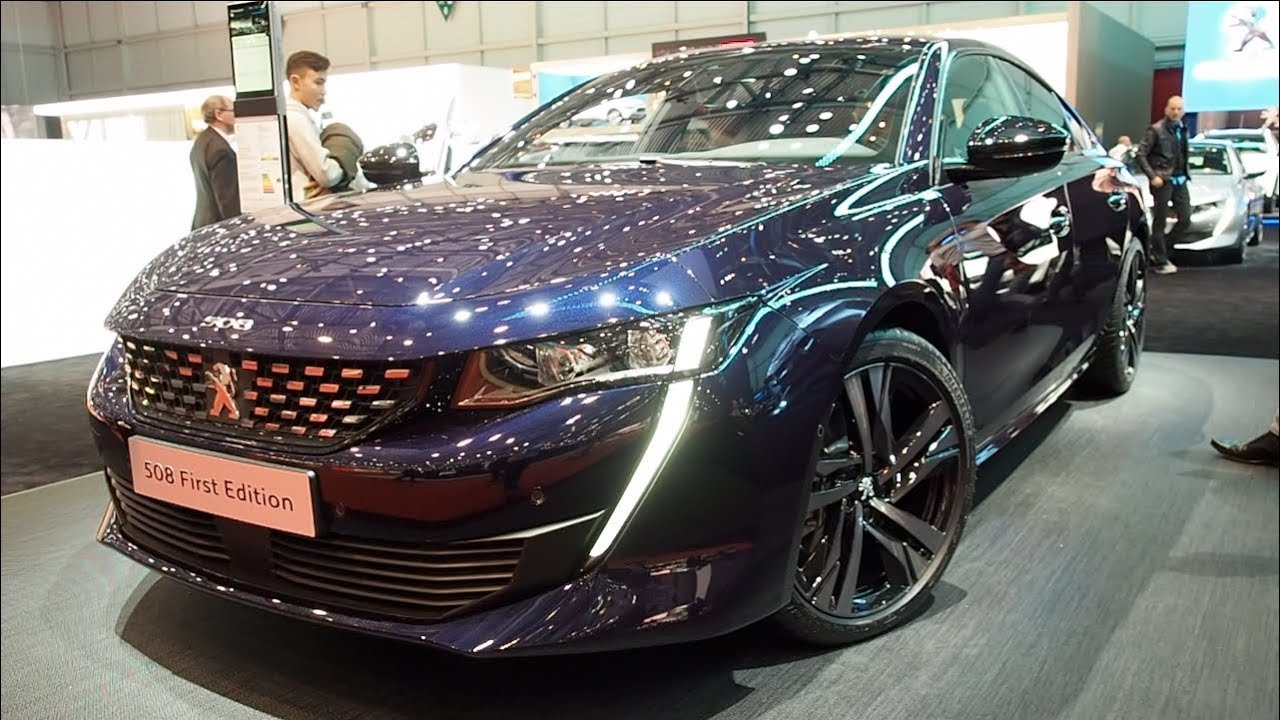the all new peugeot 508 first edition 2018 in detail review walk around interior and exterior. Black Bedroom Furniture Sets. Home Design Ideas