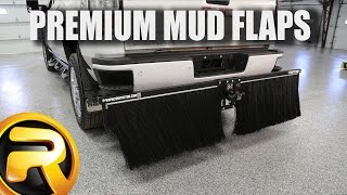 Video How to Install TowTector Premium Mud Flaps download MP3, 3GP, MP4, WEBM, AVI, FLV April 2018