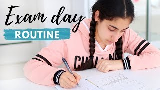 Exam Day Routine | Exam Tips To Ace Your Exams!