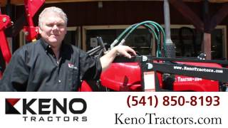 Chinese Compact Tractors For Sale | Kenotractors.com