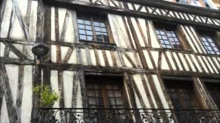 Vieux Rouen et cathédrale