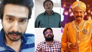 Actor Vishnu Vishal Reply to this reviewer for Seema raja Negative Reviews  | Sivakarthikeyan