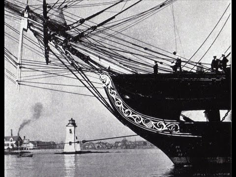 USS CONSTITUTION 1931-New Bedford,MA