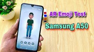 SAMSUNG A50 AR Emoji-Test - Wie Seine Arbeit!