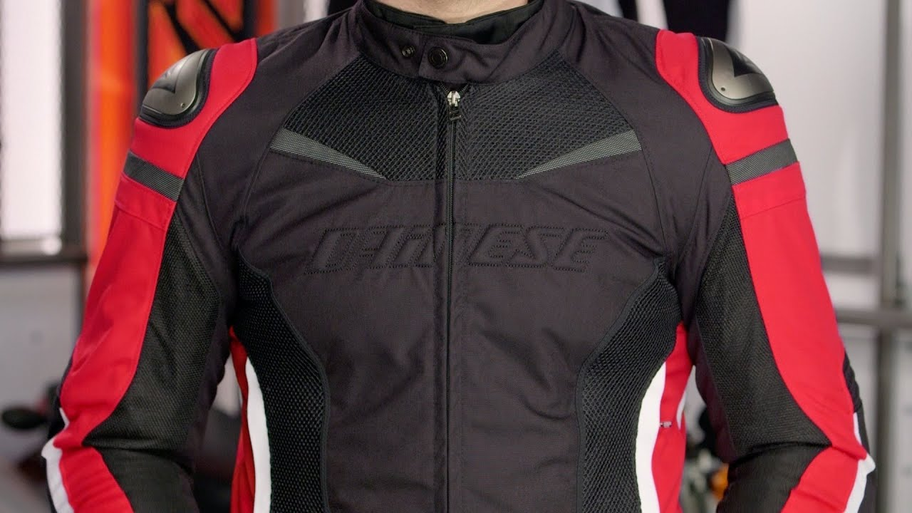 Dainese Super Speed D Dry Jacket Review At Revzilla Com