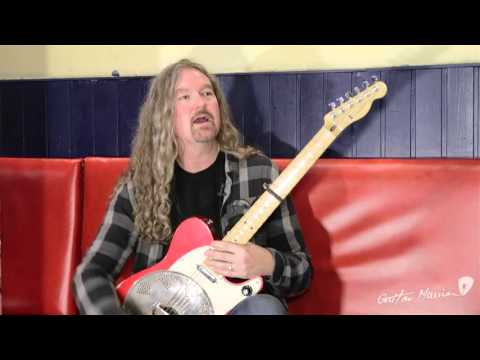 MICHAEL LEE FIRKINS - Interview with the Southern Blues and Rock Guitar Player