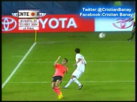 Barcelona 2 Estudiantes 1 (Relato Mariano Closs) Mundial Clubes 2009 (Resumen 1er y 2do Tiempo)