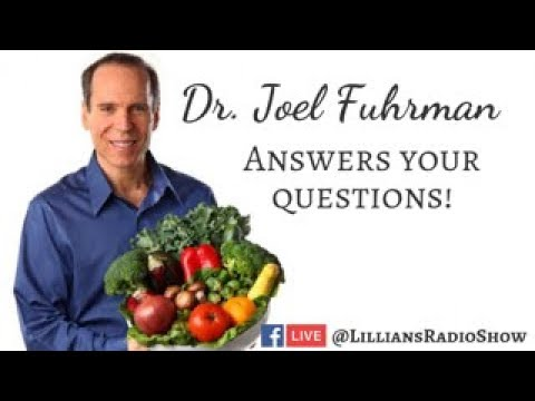 Dr  Joel Fuhrman Answers Your Health Questions Part 4
