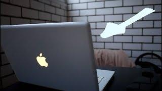 Пластиковый Macbook 2008 в 2018 году?