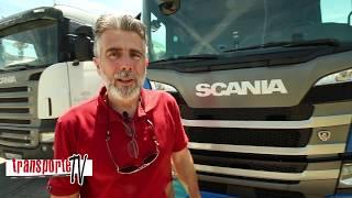 Prueba camión Scania G 410