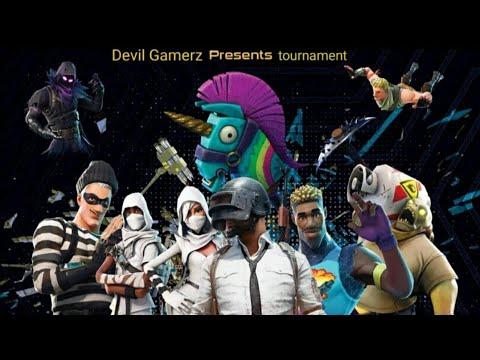 DEVIL GAMERZ TOURNAMENT - [ Eliminator 2 ] (( DEVILツKING£ Vs INDxSid )) |