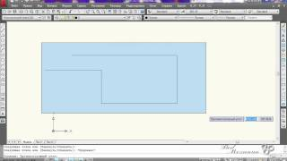 Видеоуроки AUTOCAD. Урок №2 Построение отрезка