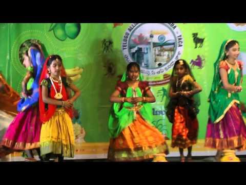 Dance Mantra Team -  Memorable Performance @ TACA Ugadhi 2016