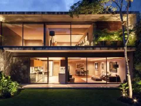 Modern Home Design with Natural Elements in The Interior  - Sierra Fría
