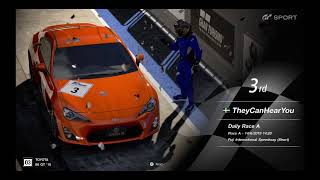 GT Sport - TheyCanHearYou - June 14, 2019