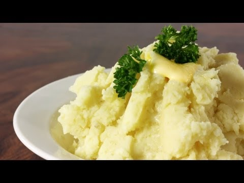 Mashed Cauliflower Let's Cook with Brooke Burke and ModernMom