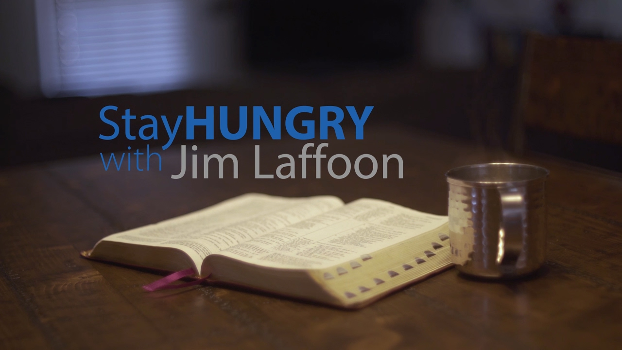 Stay Hungry with Jim Laffoon