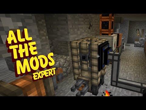 All The Mods Expert Mode - MIXER CENTRIFUGE [E08] (Minecraft Expert Mod Pack)