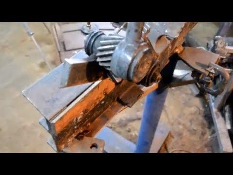 Ножницы по металлу своими руками. (часть 2).Обзор.