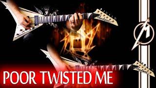 Metallica - Poor Twisted Me FULL Guitar Cover