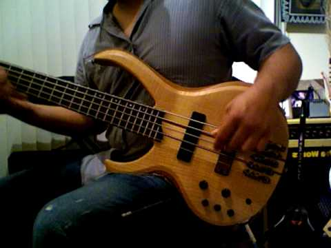 bass guitar demo slap bass ibanez prestige bass youtube. Black Bedroom Furniture Sets. Home Design Ideas