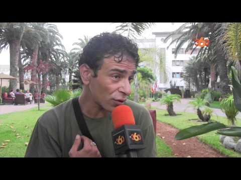 """Amazigh Kateb : """"je ne suis le porte-drapeau de personne"""""""