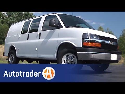 2012 Chevrolet Express - Van | New Car Review | AutoTrader