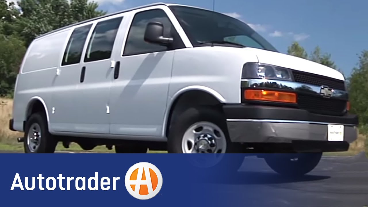 Chevy Express Van >> 2012 Chevrolet Express Van New Car Review Autotrader Youtube