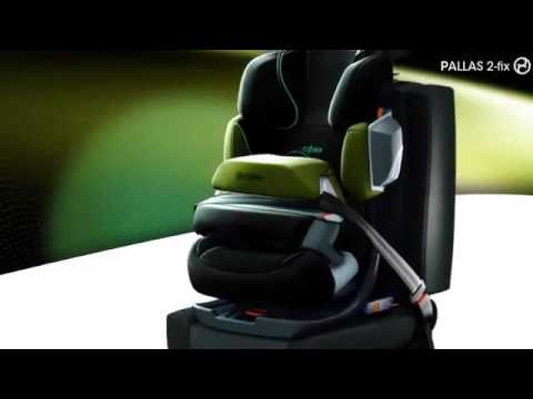 Cybex Pallas 2 Fix Car Seats Video  Kiddicare