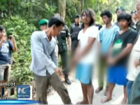 Cambodians admit to raping French tourists in Thailand