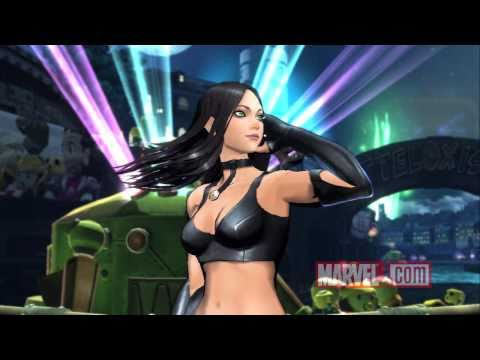 Marvel vs. Capcom 3: X-23 Spotlight